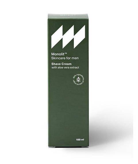 Monolit-Krem do Golenia z Ekstraktem z Aloesu 150ml