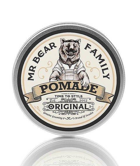 Mr Bear-Pomade Original Pomada do Włosów 100 g