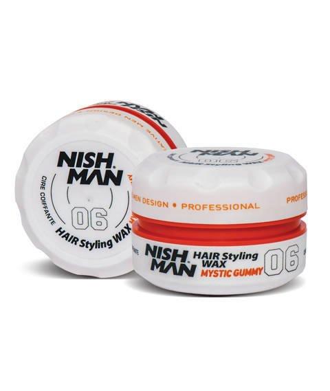 Nishman-06 Hair Styling Mystic Gummy Pomada do Włosów 150ml