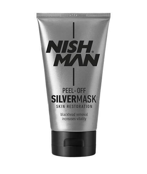 Nishman-Peel-Off Silver Mask Maska do Twarzy 150 ml