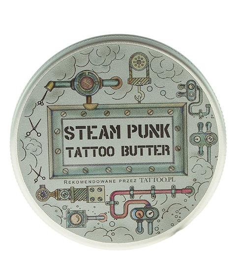 Pan Drwal-Steam Punk Tattoo Butter Balsam do Tatuażu