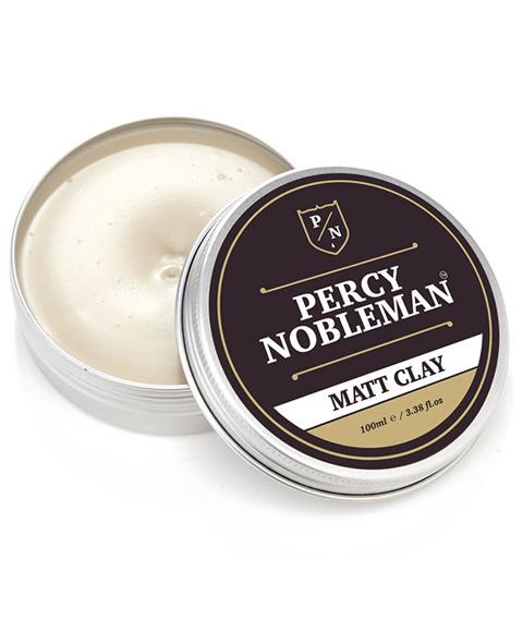 Percy Nobleman-Matt Clay Pasta do Włosów 100ml