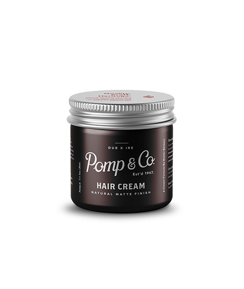 Pomp & Co.-Hair Cream Matowa Pasta do Włosów 30ml
