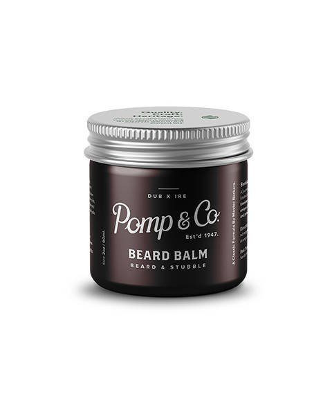 Pomp & Co.-Supreme Beard and Stubble Balm Balsam do Brody 56g