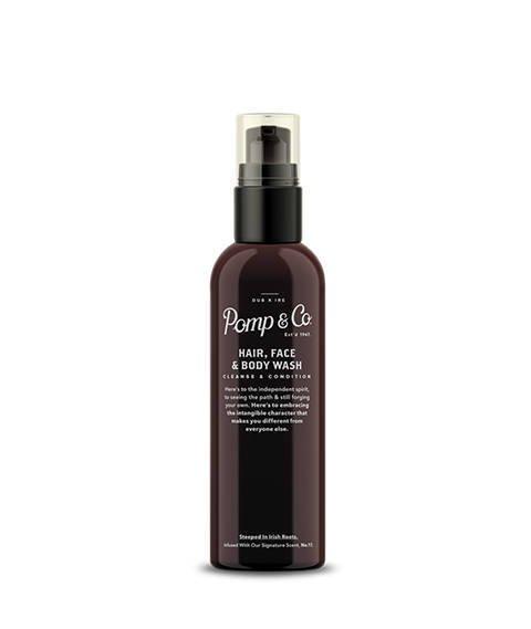 Pomp & Co.-Wash Szampon i Żel pod Prysznic 100 ml