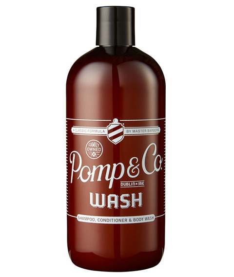 Pomp & Co.-Wash Szampon i Żel Pod prysznic 500 ml.
