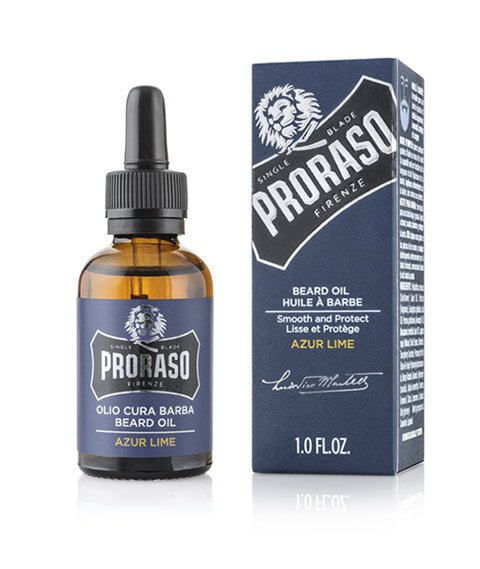 Proraso-Beard Oil Azur Lime Olejek do Brody 30ml