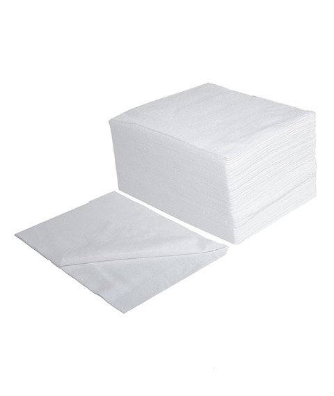 Ręcznik z Włókniny Basic Perforowany 70x40 (50 szt.)
