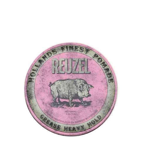 Reuzel-Pink Heavy Hold Pig Woskowa Pomada 113g
