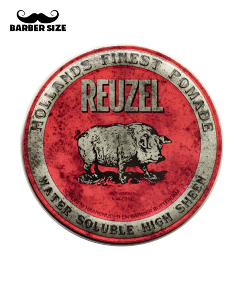 Reuzel-Red Water Soluble High Sheen Hog 340g