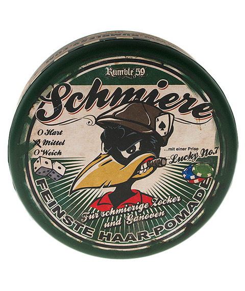 Schmiere-Gambling Special Edition Pomade Medium Pomada do Włosów 140ml