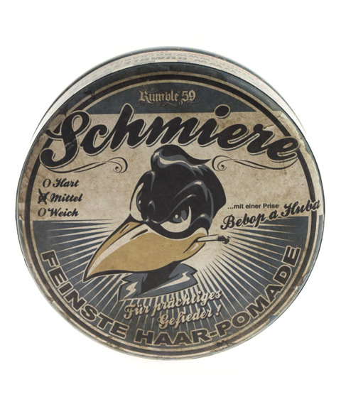 Schmiere-Pomade Medium Pomada do Włosów 140ml