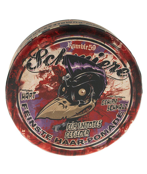 Schmiere-Special Edition Zombie Strong Pomade Pomada do Włosów 140ml