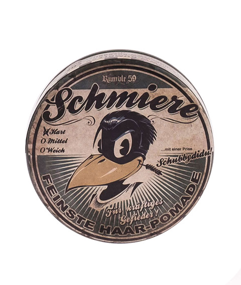 Schmiere-Strong Pomade Pomada do Włosów 140ml