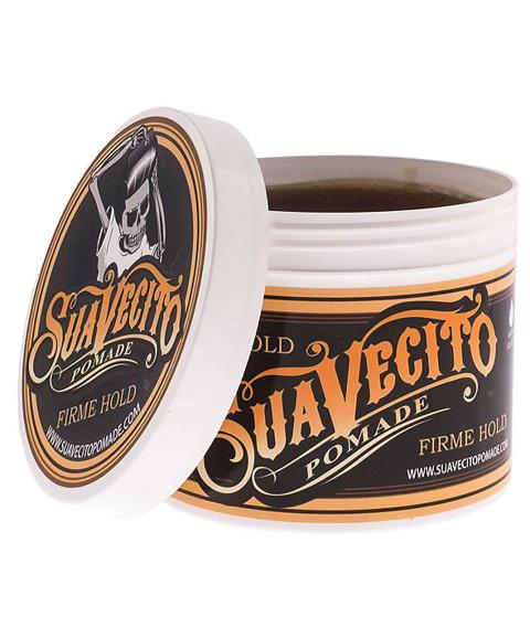 Suavecito-Firme Hold Pomade Pomada do włosów XXL 908g
