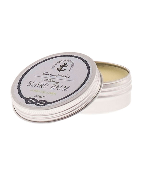 The Brighton Beard Co-Creampot Tom's Beard Balm 60ml Jasmin And Lemon Balsam do Brody