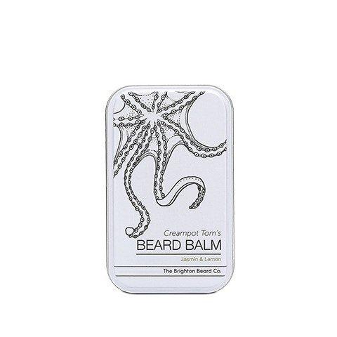 The Brighton Beard Co-Creampot Tom's Beard Balm Jasmin And Lemon Balsam do Brody 80ml