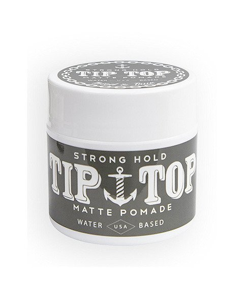 Tip Top-Strong Hold Matte Pomade Pomada do Włosów 120g