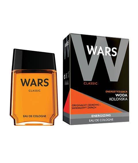 Wars-Energetyzująca Woda Kolońska Classic 90 ml
