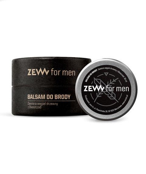 Zew-Balsam do Brody z Węglem Drzewnym 30 ml